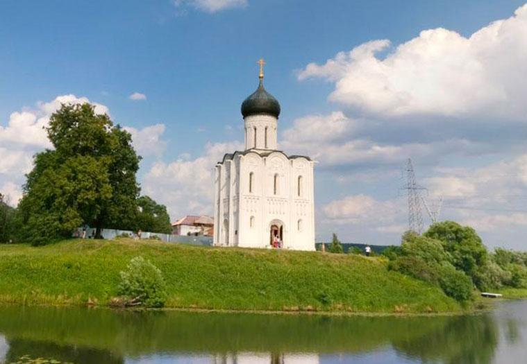 Церковь Покрова на Нерли – жемчужина белокаменного зодчества город Владимир