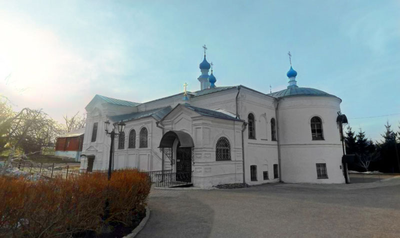 Женский Свято-Успенский монастырь во Владимире