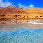 Мертвое море, описание, расположение, история