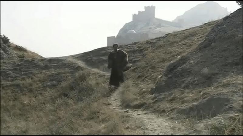 Мастер и Маргарита Генуэзская крепость, Судак
