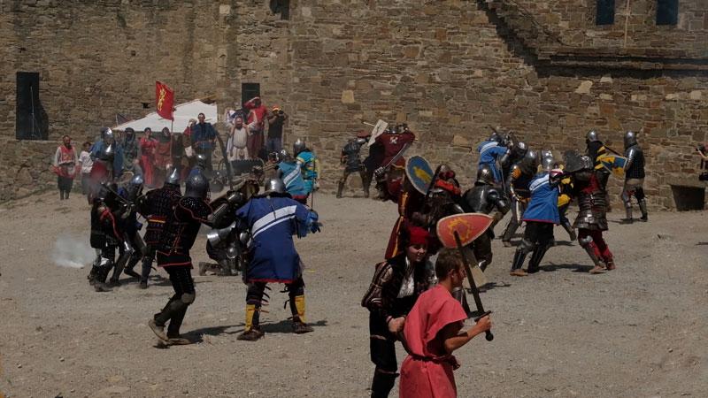 Генуэзский шлем турнир рыцерей