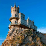 Ласточкино гнездо Крым