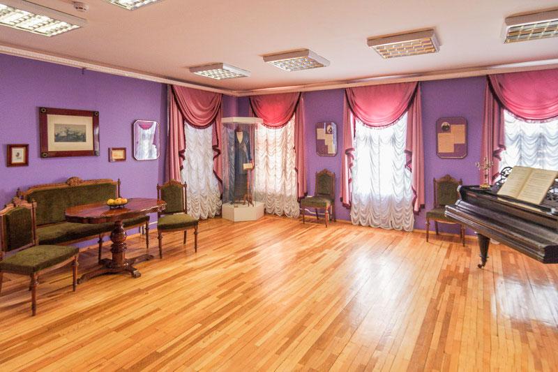 Историко-мемориальный музей А.Ф.Можайского
