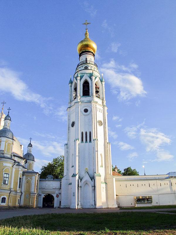 Софийский собор и колокольня