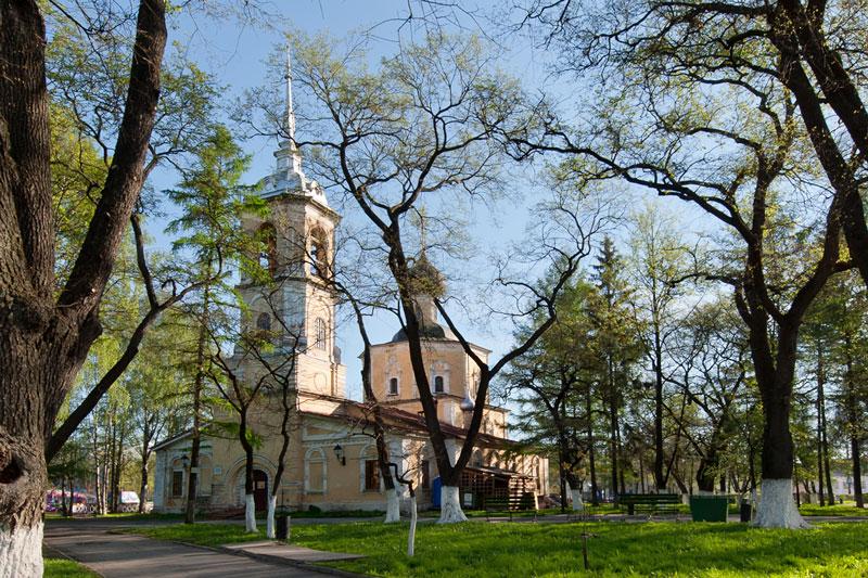Церковь Иоанна Предтечи в Рощенье