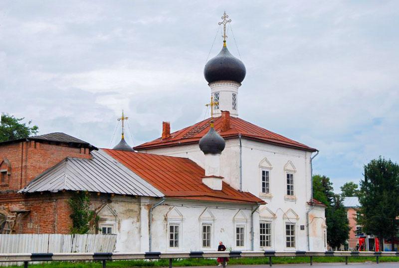 Церковь Казанской Иконы Богоматери на Торгу