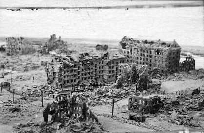 Мельница Гергардта во время войны