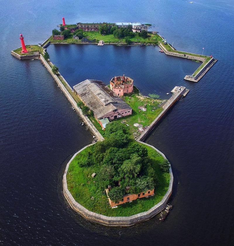 крепость Кронштадт