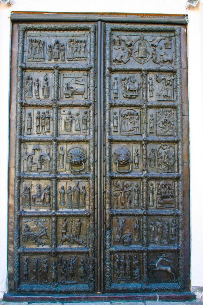 Магденбургские врата