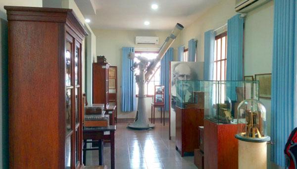 Музей Александра Ерсина
