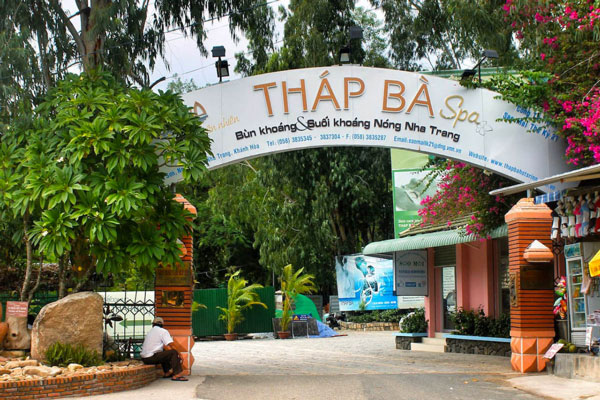 Центр горячих источников Тап Ба